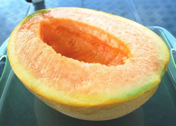8 types of melons - Yubari melon