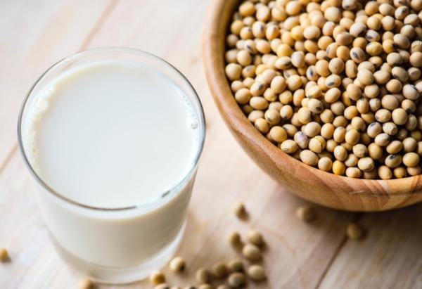 Types of legumes - Soy