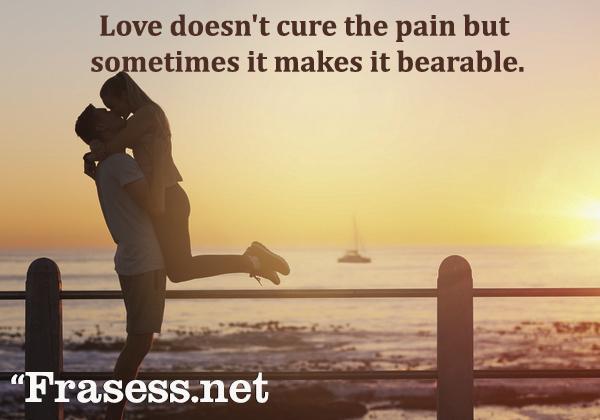 (amar você é fácil.) love does not dominate; 101 Frases De Amor En Ingles Traducidas Para Dedicar