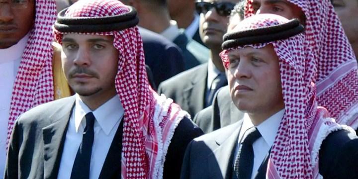 """Un demi-frère du roi de Jordanie accusé d'avoir comploté contre le royaume: """"Il avait de la rancoeur"""""""