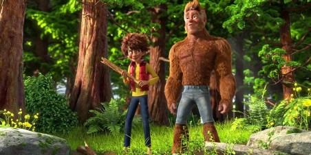 Un long métrage belge retenu parmi 3.171 films d'animation proposés à Annecy: Bigfoot Family