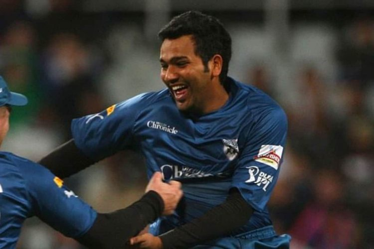 Rohit Sharma holds several last ball and last over records in the IPL
