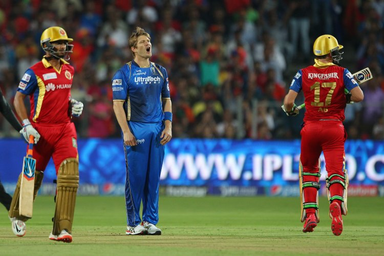 Rajasthan Royals hold the record for the lowest powerplay score in the IPL