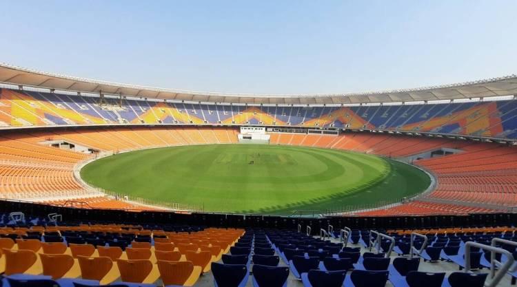 Narendra Modi Stadium IPL match