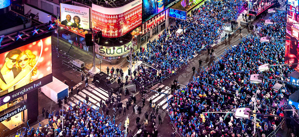 Getting Around Times Square New Years Eve   Times Square Chronicles Getting Around Times Square New Years Eve