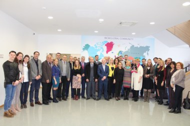 Workshop And Study Visits Under Erasmus + Capacity Building Project CTPCIE