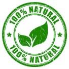 Image result for natural 100%