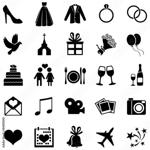 free wedding icons # 41