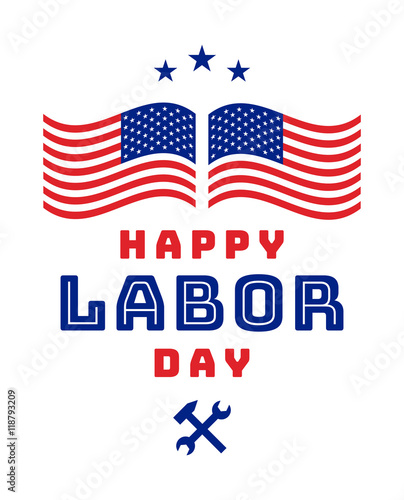 """""""Labor day, Holiday in United States celebrated on first ..."""