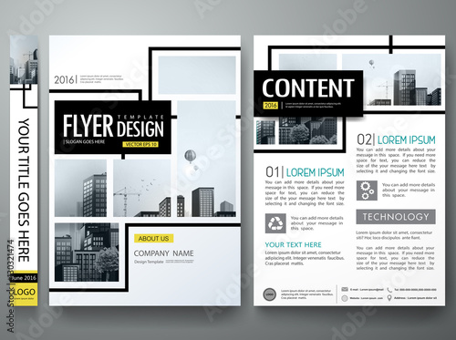 Architectural Firm Brochure Examples