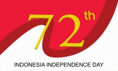 Image result for indonesia independence day 2017