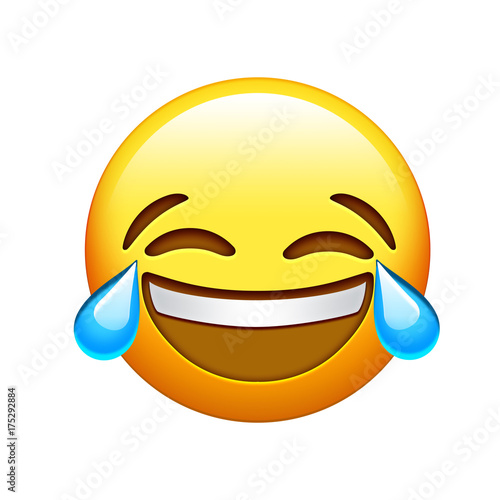 Laugh Out Loud Icon