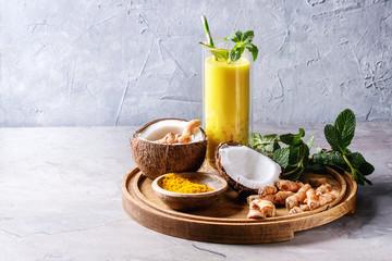 How To Make Turmeric Latte With Fresh Turmeric?