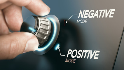 Change to positive attitude