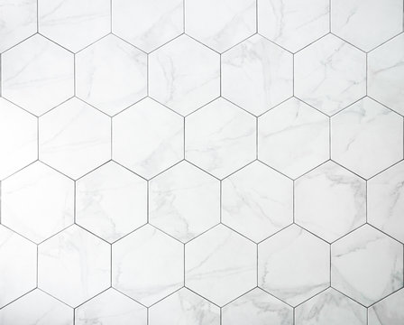 https stock adobe com images tiles a white marble wall with hexagon tiles for texture and background 314834487 start checkout 1 content id 314834487