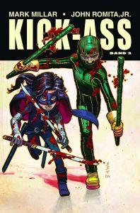Kick Ass 2 Cover