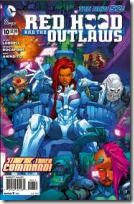 Red Hood & Outlaws 10