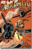 Rocketeer: Cargo of Doom 1