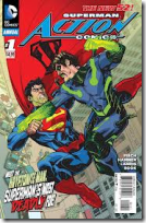 Action Comics: Annual 1