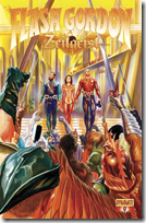 Flash Gordon: Zeitgeist 9