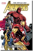 Avengers 3: Nackte Angst (Marvel Paperback 30)