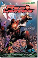 Red Lanterns TP 2