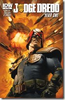 Judge Dredd: Year One 2