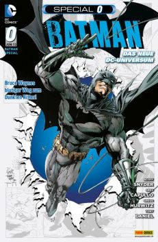 Batman Heft 0