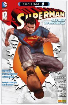 Superman Heft 0