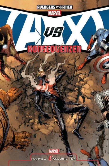 Marvel Exklusiv 104 – Avengers vs. X-Men: Konsequenzen