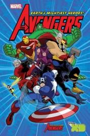 Avengers TV-Comic 1