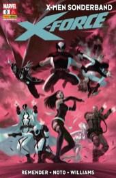 X-Men Sonderband: Die Neue X-Force 8