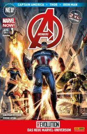 Avengers 1 Marvel Now!