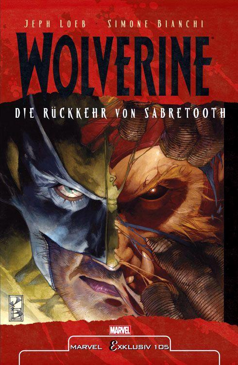 Marvel Exklusiv 105: Die Rückkehr von Sabretooth