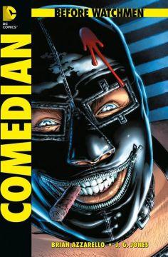 Before Watchmen: Comedian SC
