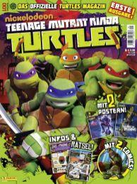 Teenage Mutant Ninja Turtles Magazin 1