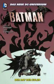 Batman Paperback 1: Der Rat der Eulen HC