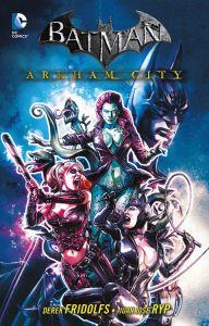 Batman: Arkham City 3 HC