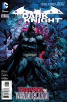 Batman - The Dark Knight TPB 1: Das Höllenserum HC