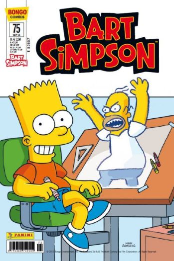 Bart Simpson 75