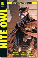 Before Watchmen: Nite Owl HC
