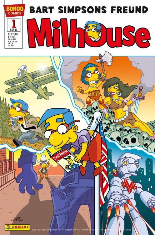 Simpsons Comics präsentiert: Milhouse