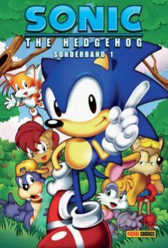 Sonic Comic Sonderband 1