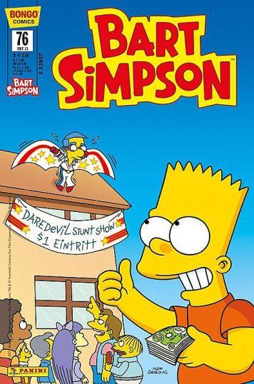Bart Simpson Comics 76