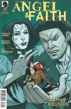 Angel & Faith 3: Familientreffen