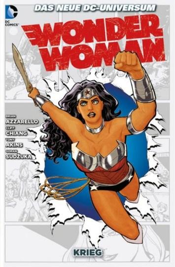 Wonder Woman 3: Krieg