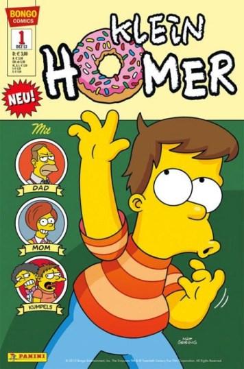 Simpsons Comics präsentiert: Klein Homer