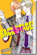 Back Stage!! Light Novel 01
