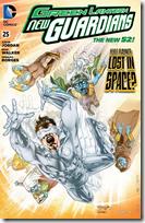 Green Lantern: New Guardians 25