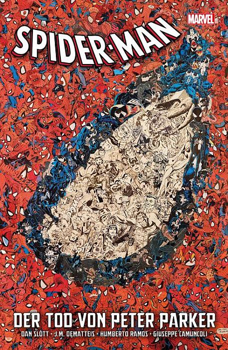 Spider-Man: Der Tod von Peter Parker SC